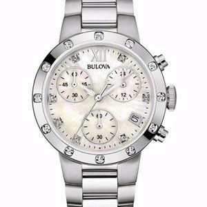 Bulova Women's Diamond 30mm Watch